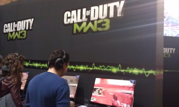Games Week 2011: Call of Duty Modern Warfare 3