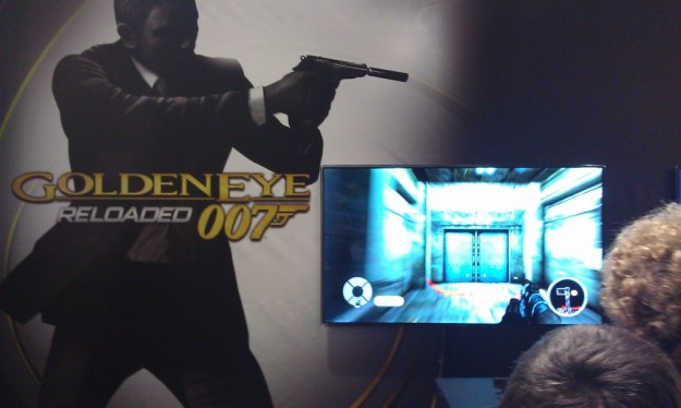 Games Week 2011: Goldeneye 007 Reloaded