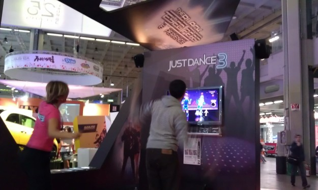 Games Week 2011: Just Dance 3