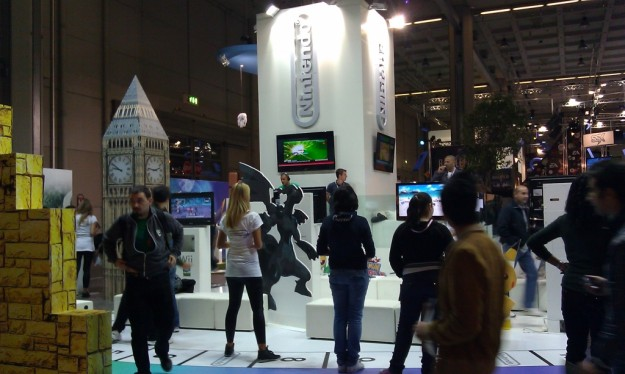 Games Week 2011: Nintendo