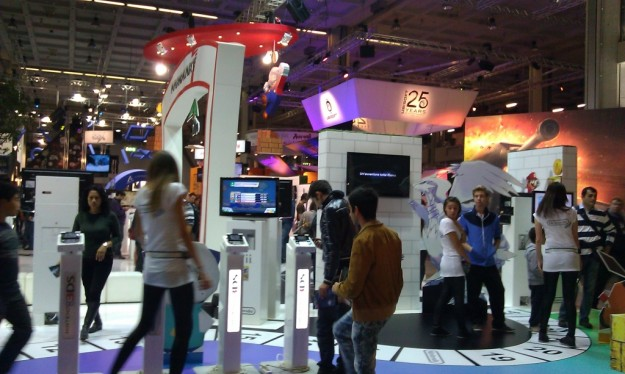 Games Week 2011: stand Nintendo