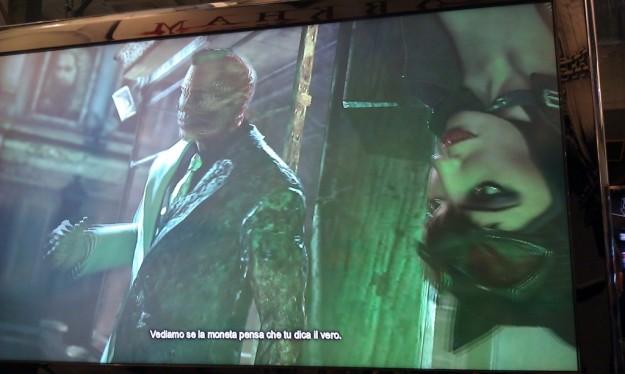 Games Week 2011: le foto di Batman Arkham City