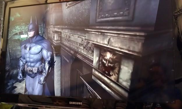 Games Week 2011: Batman Arkham City