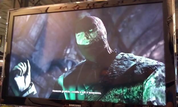 Games Week 2011: videogiochi Batman