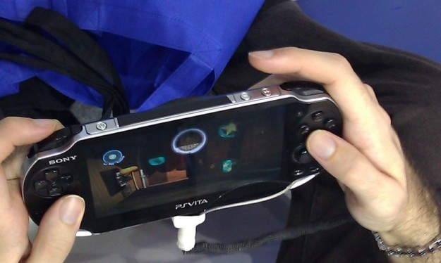 Games Week 2011: PS Vita Sony