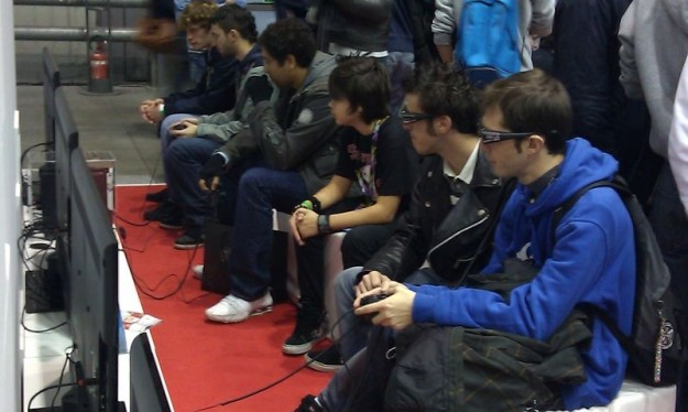 Games Week 2011: giocatori