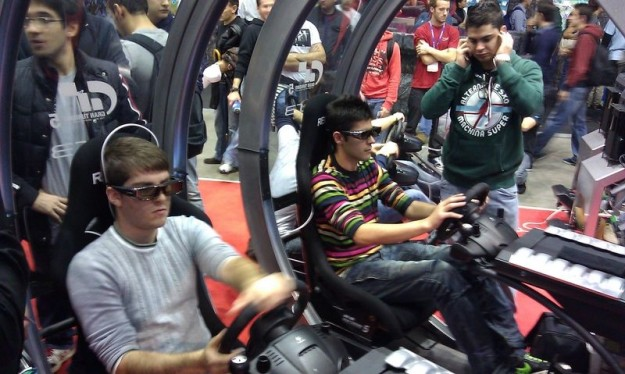 Games Week 2011: guida