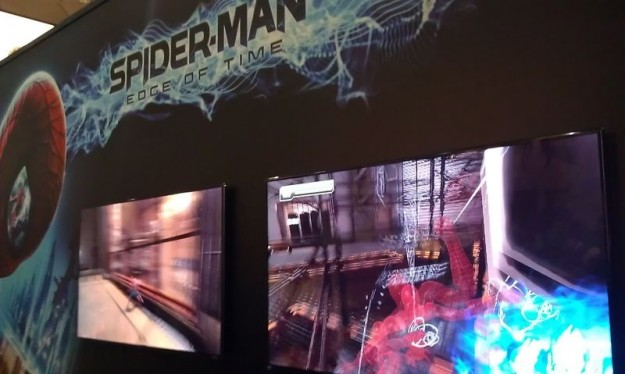 Games Week 2011: Spiderman