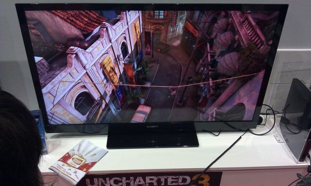 Games Week 2011: Uncharted 3