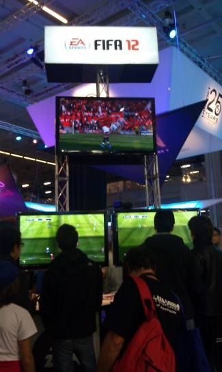 Games Week: FIFA 12 EA