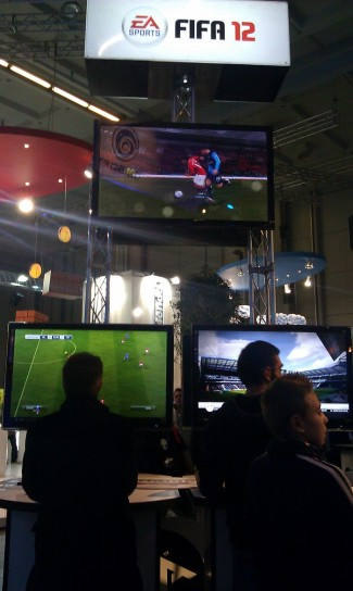 Games Week: FIFA 12 giocatori