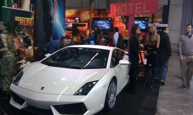 Games Week: Need for Speed Lamborghini