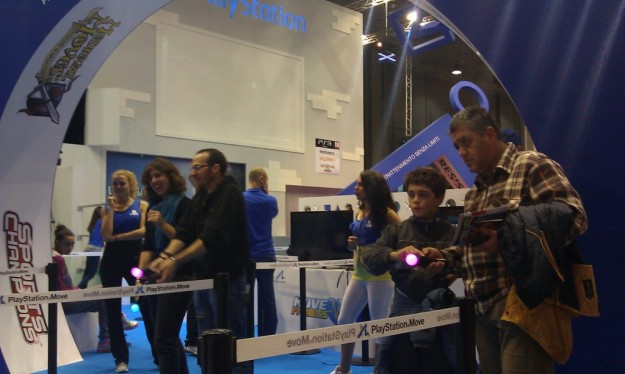 Games Week: PlayStation Move giocatori
