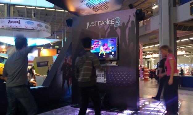 Games Week: Just Dance 3 giocatori