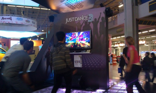 Games Week: Just Dance 3 Kinect