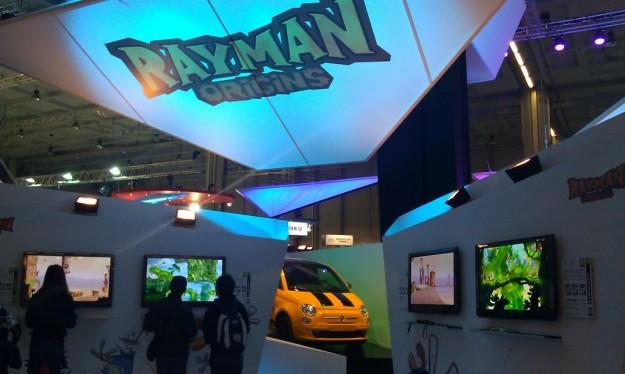 Games Week: Rayman Origins