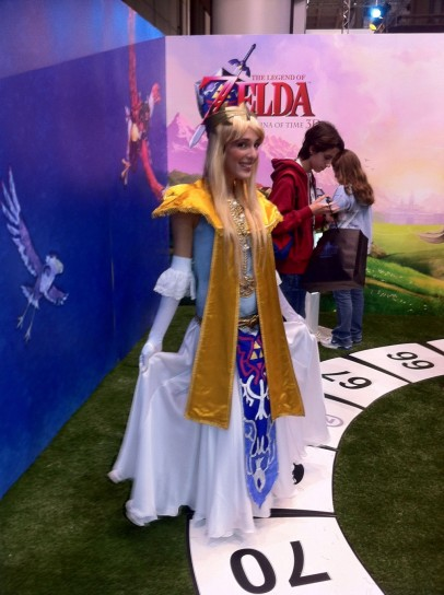 Games Week: Zelda