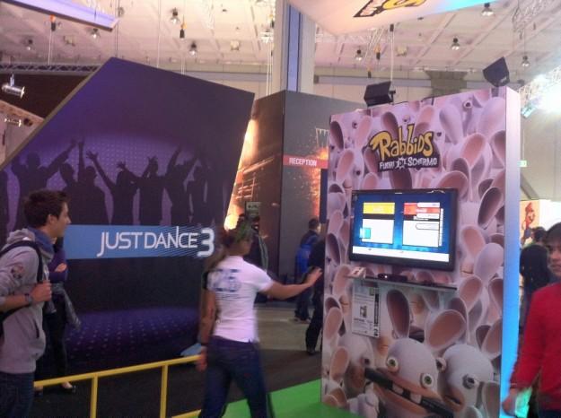 Games Week: Ubisoft Rabbids