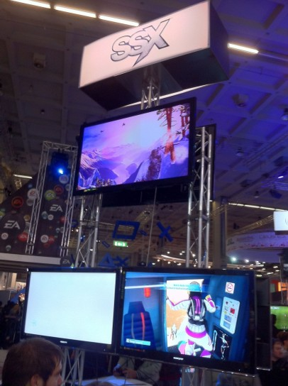 Games Week: SSX EA