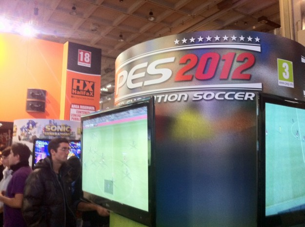 Games Week: PES 2012