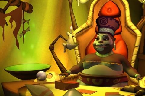 Monkey Island Tales iPad