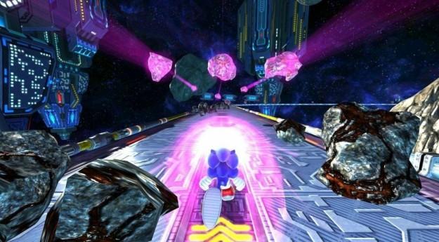 Sonic Generations: platform