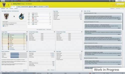 Football Manager 2012: gestionale
