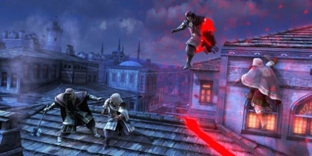 Assassin's Creed Revelations: nuove foto del videogame