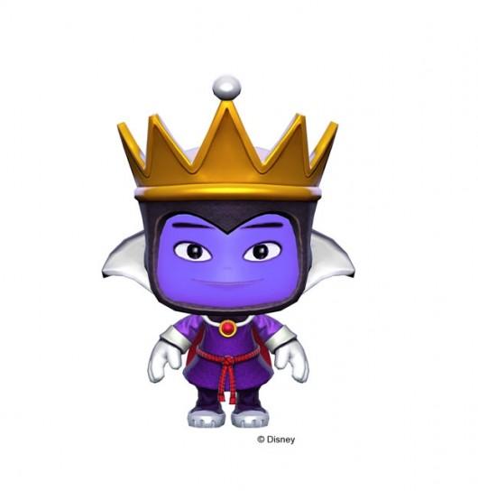 Disney Universe Villains Costume Pack: regina di Biancaneve