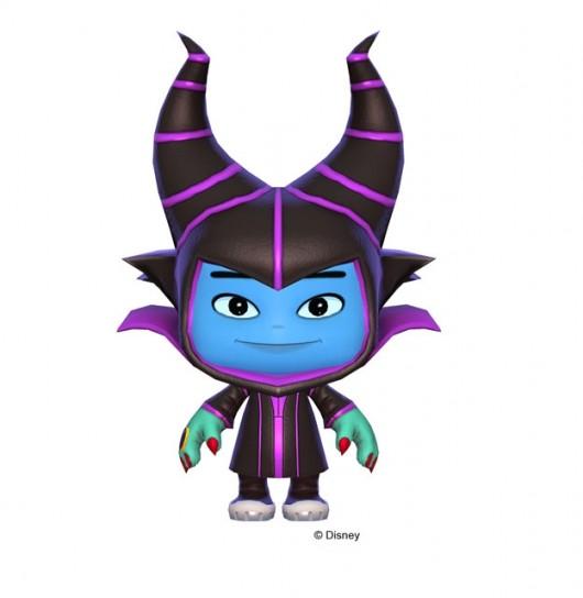 Disney Universe Villains Costume Pack: strega malefica