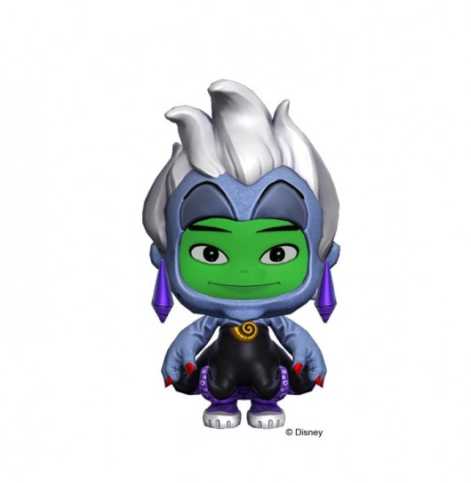 Disney Universe Villains Costume Pack: Ursula