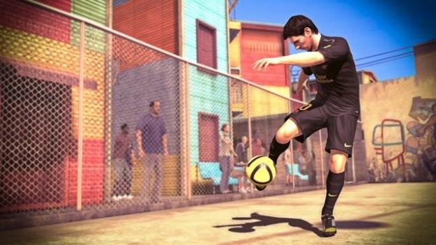 FIFA Street: le nuove foto del gioco di calcio