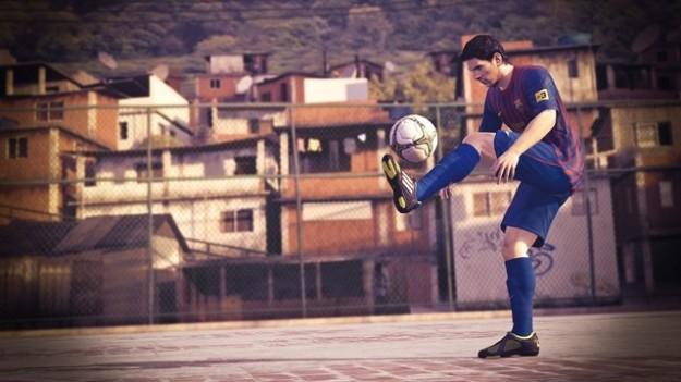FIFA Street: EA