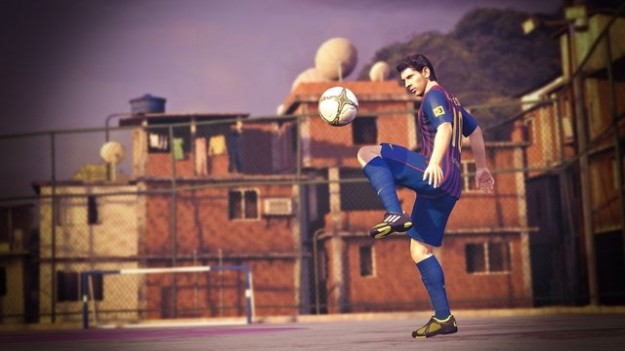 FIFA Street: Electronic Arts
