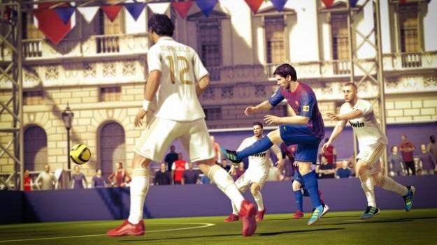 FIFA Street: partite