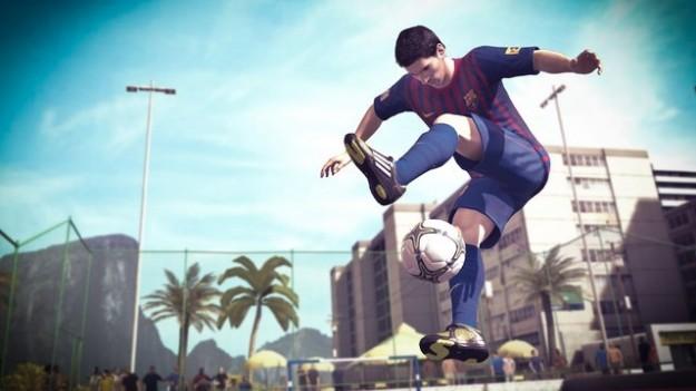 FIFA Street: sport
