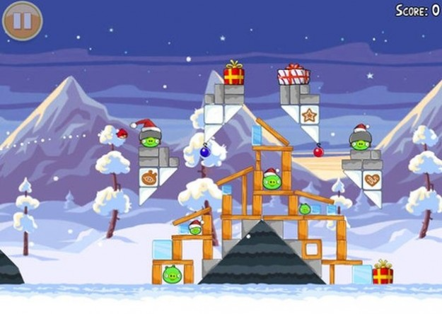 Angry Birds Seasons: update