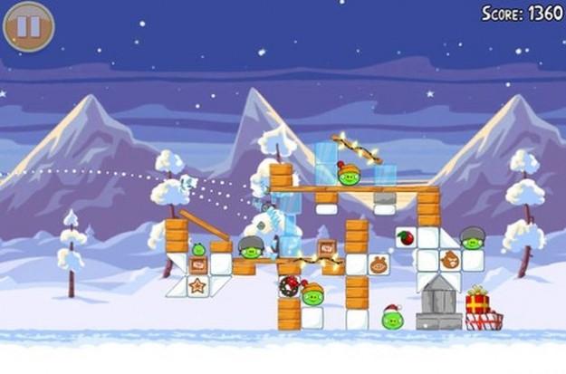 Angry Birds Seasons: nuova versione