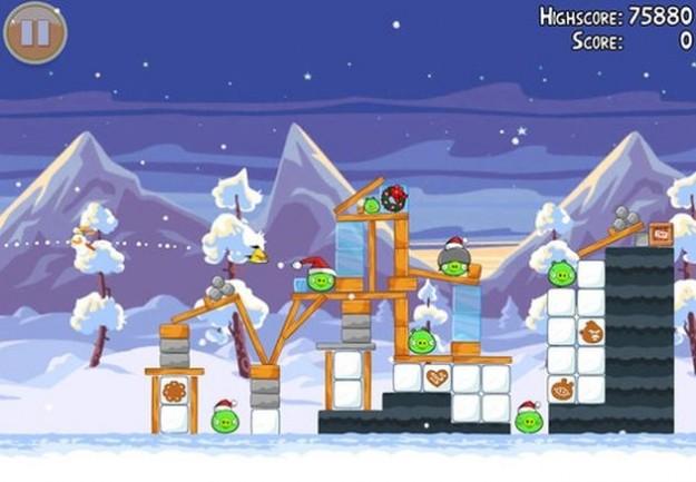 Angry Birds Seasons: aggiornamento