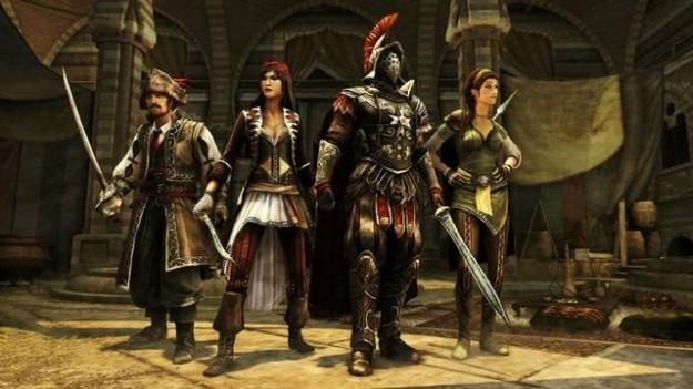 Assassin's Creed Revelations: il Pacchetto Antenati si mostra in nuove immagini