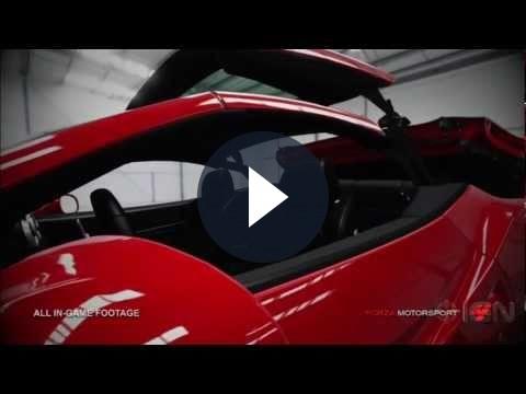 Forza Motorsport 4 avrà tantissime auto: ecco un elenco ufficiale