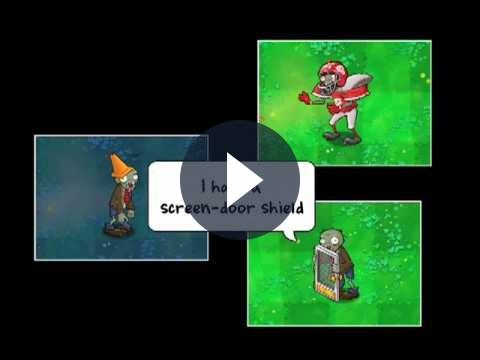 Plants vs Zombies: in uscita anche per PS3 a febbraio