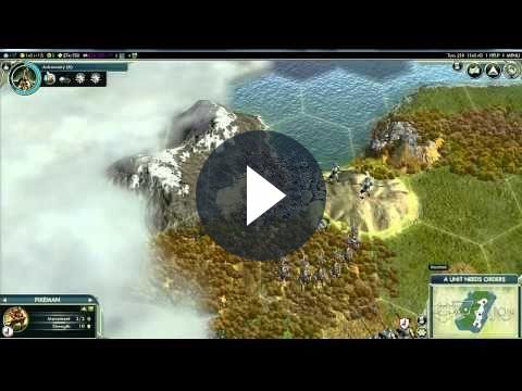 Civilization V: uscita l'edizione dello strategico per Mac