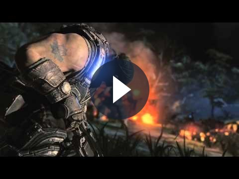 Gears of War 3 e la sua campagna principale in uno splendido video