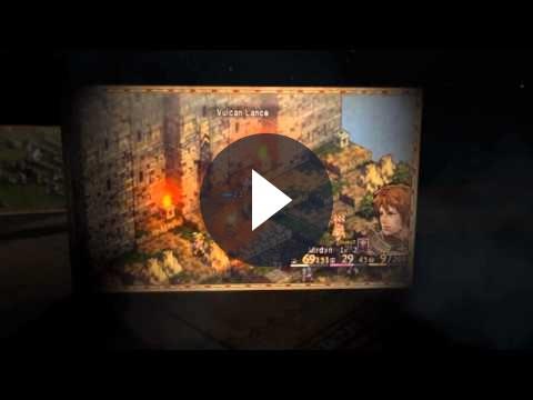Tactics Ogre PSP in trailer: belli, i vecchi tempi!