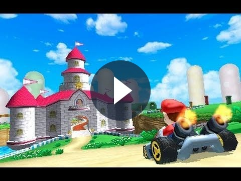 Per Mario Kart 7 i primi voti dalle recensioni sono molto positivi