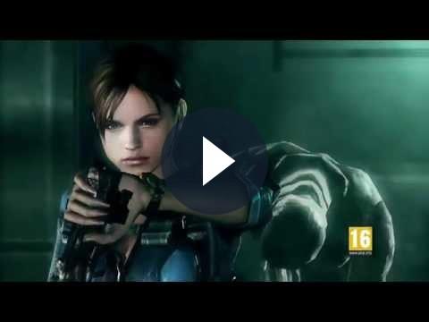 Resident Evil Revelations si mostra nel video di uno spot televisivo