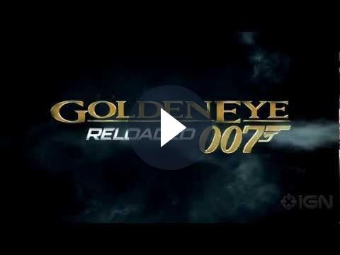 Tra i nuovi giochi più attesi dell'anno c'è anche GoldenEye 007: Reloaded per PS3 e Xbox 360