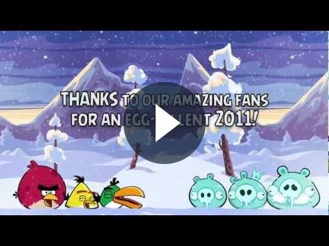 Angry Birds Seasons avrà un update per l'anno cinese del Dragone