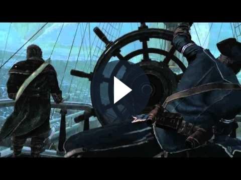 Assassin's Creed 3: trailer sulle battaglie navali [VIDEO]